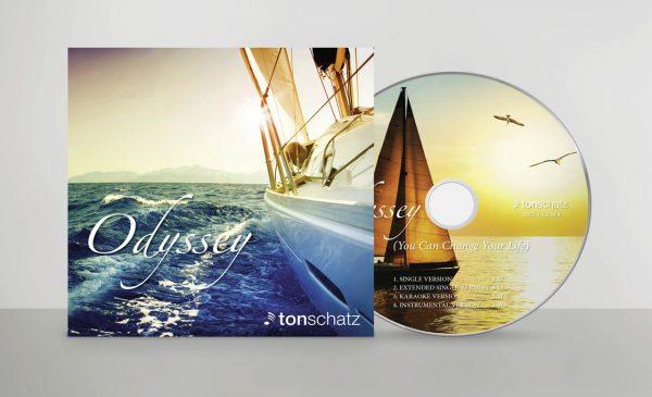 CD Cover Tonschatz - Odyssey