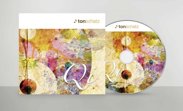 CD Cover Tonschatz - Qi