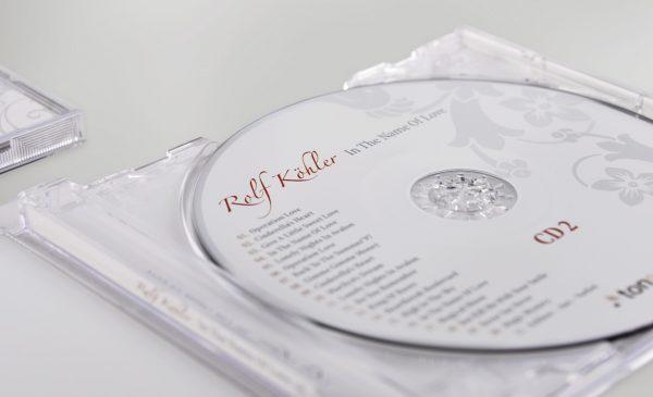 CD Cover Tonschatz - Rolf Köhler