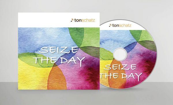 CD Cover Tonschatz - Seize The Day